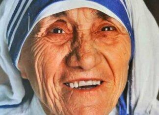 Nene-Tereza-shenjtorja-shqiptare